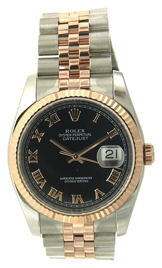 Rolex Rolex Datejust Watch - 36MM - Stainless Steel and Yellow Gold 116233
