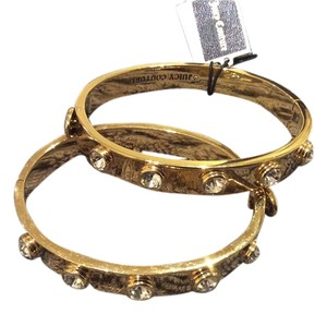 Juicy Couture New juicy couture set of 2 bracelets