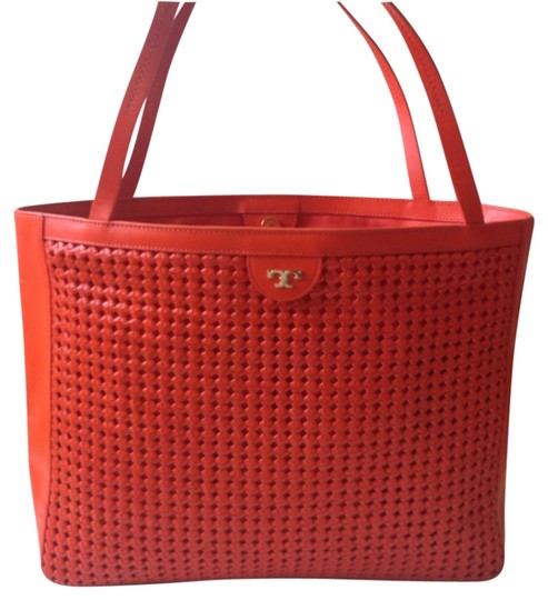 Preload https://item5.tradesy.com/images/tory-burch-erica-orange-leather-tote-5411119-0-0.jpg?width=440&height=440