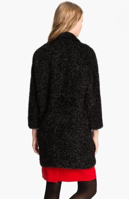 Kate Spade Winter Night Out Holiday Cocktail Party Pea Coat