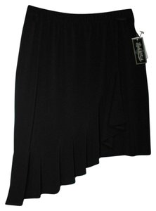 Peck & Peck Mini Skirt black