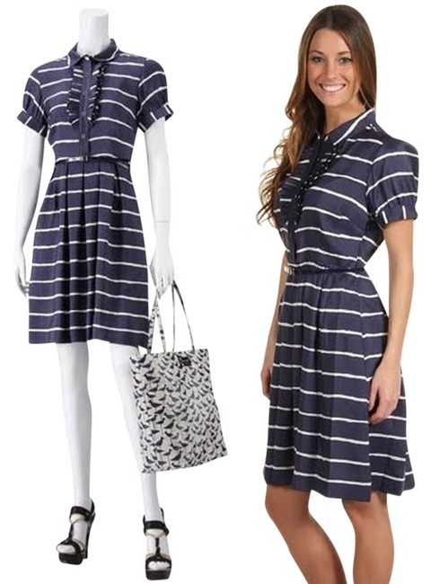 Preload https://item2.tradesy.com/images/kate-spade-navy-blue-violetta-shirtdress-silk-violetta-white-striped-knee-length-workoffice-dress-si-541256-0-0.jpg?width=400&height=650