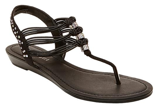 Madden Girl Studded black Sandals