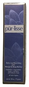 Pūr~lisse pur~lisse pur~lip comfort daily lip nourisher