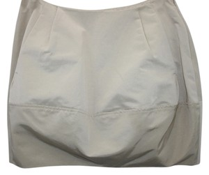 RED Valentino Blouson Khaki Skirt