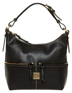 Dooney & Bourke Front Zipper Sac Hobo Bag