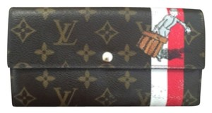 Louis Vuitton Sarah Wallet Limited Edition