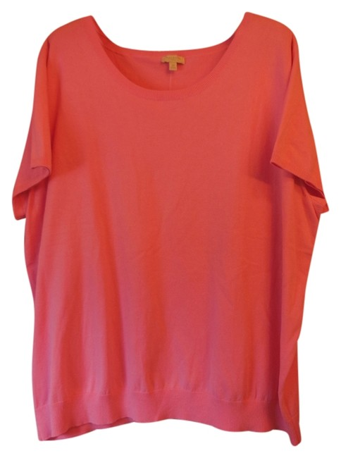 Talbots Plus-size Short Sleeve New With Tags Sweater