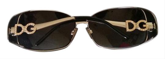 Preload https://item5.tradesy.com/images/dolce-and-gabbana-dolce-and-gabbana-silver-rimmed-sunglasss-wrhinestone-accents-5413984-0-2.jpg?width=440&height=440