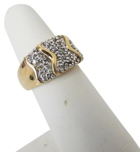 Victoria Wieck Victoria Wieck Absolute Pave Absolute Band Ring 7