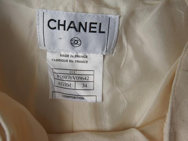 Chanel Silk Size 34 Pants