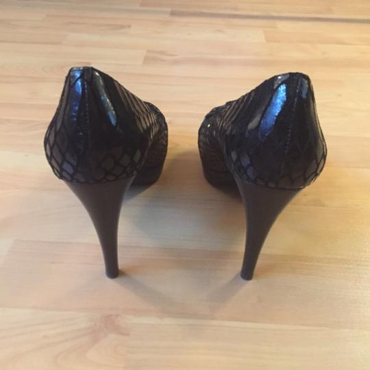 Moda International Blac Pumps