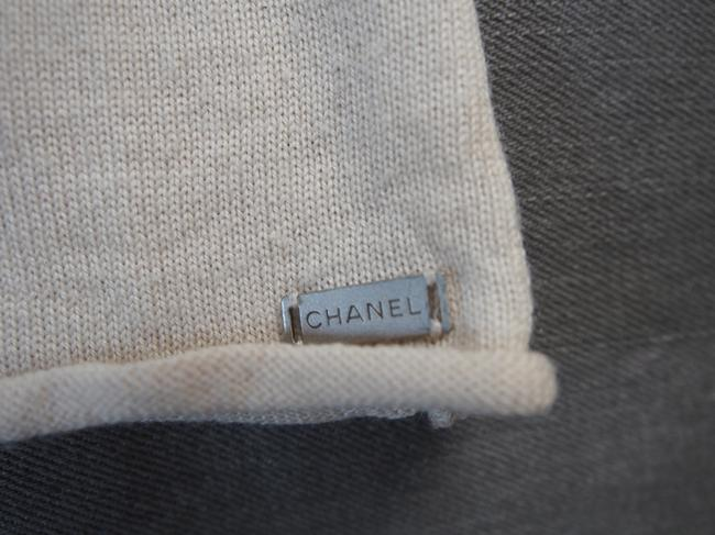 Chanel Wool Cc Logo Made In Italy Pretty Details Sweater