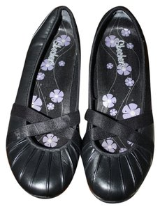 Skechers Black Flats