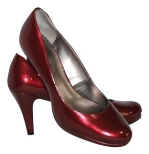 Anne Klein Red Pumps