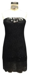 Badgley Mischka Couture Clubbing Mini Dress