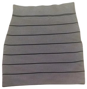 Freeway Apparel Skirt Black And White