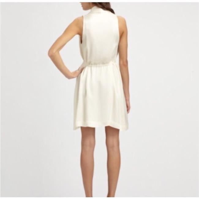 Theory short dress White on Tradesy