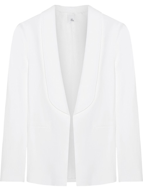 Preload https://item3.tradesy.com/images/iris-and-ink-white-blazer-size-0-xs-5416612-0-0.jpg?width=400&height=650