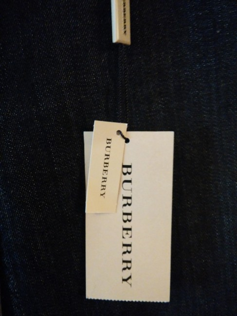 Burberry Boot Cut Jeans-Dark Rinse Image 4
