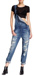 Black Orchid Denim Boyfriend Cut Jeans-Medium Wash