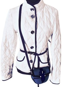 Burberry London Diamond Collection Quilted Jacket