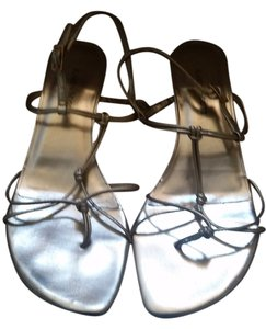 Karen Scott Gold Sandals