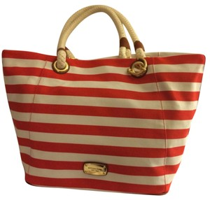 Michael Kors 2015 2015 New Marina Marina New Marina Marina New Marina Grab Marina Grab New Marina Tote Marina Tote Red And White Beach Bag