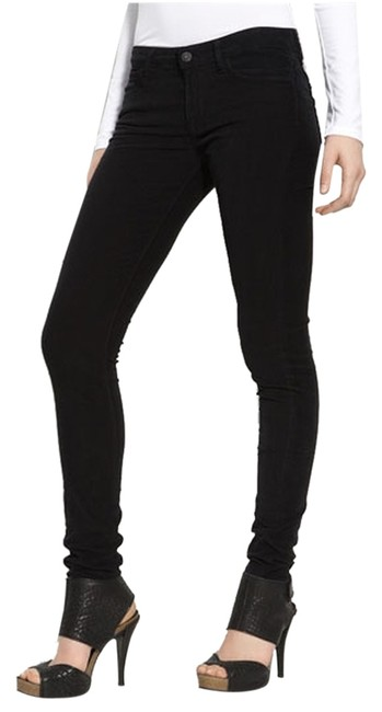 Preload https://item5.tradesy.com/images/vince-black-dark-rinse-skinny-jeans-size-25-2-xs-5418454-0-0.jpg?width=400&height=650