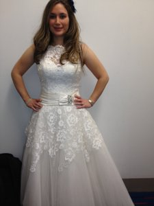 Justin Alexander 8555 Wedding Dress