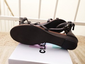 Classified Brown Sandals