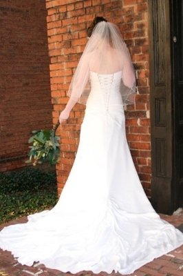 Essense Of Australia Essence By Ella Style # D797 Wedding Dress