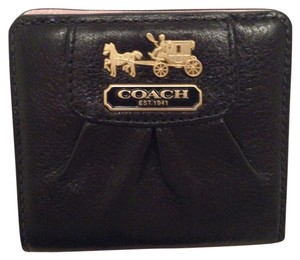 Coach Coach Madison Small Leather Wallet F41972