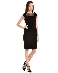 RED Valentino Lace Sheath Dress
