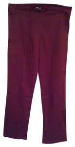 Scrub Zone Relaxed Pants Maroon
