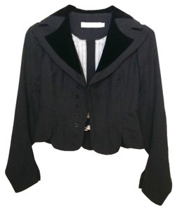 AllSaints Vintage Victorian Inspired Wool Military Jacket