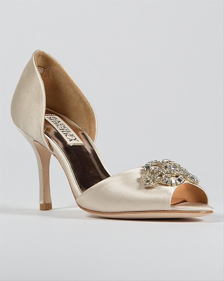 Badgley Mischka Salsa Wedding Shoes