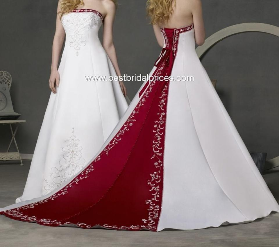 Forever Yours Wedding Gowns: Forever Yours International Style #: 47208 Wedding Dress
