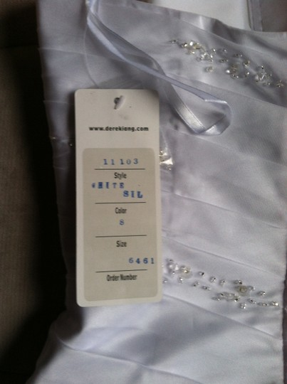 Dere Kiang Wedding Dress Size 8 (M)