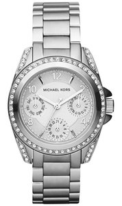 Michael Kors New! Women's Mini Blair Stainless Steel Bracelet 33mm MK5612