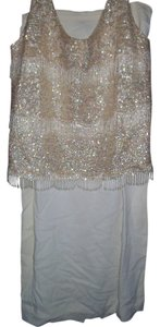 Nicole Beaded Flapper Skirt' New Years Eve Dress