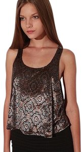 Urban Renewal Top Burnout Velvet