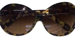 Tory Burch Tory Burch Ty 7011 679/8 Spotty Tortoise Sunglasses