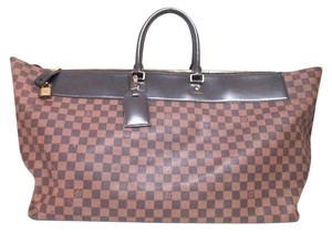 Louis Vuitton Damier Gm Greenwich Travel Damier Travel Damier Damier Handbag Wallet Damier Travel Tote Damier Travel Gm Brown Travel Bag