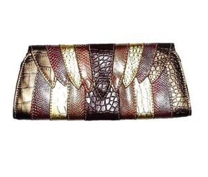 Chinese Laundry Multicolored Designer Clutch