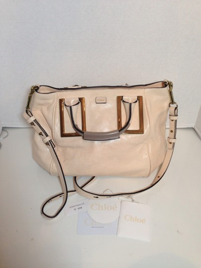 Chloé Ethel Chloeethel Handbag Satchel in Bliss Pink