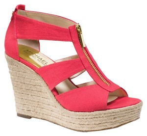 Michael by Michael Kors Watermelon Wedges