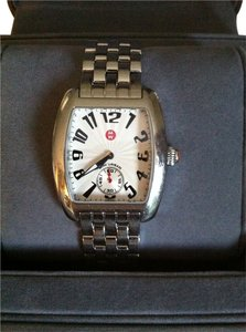 Michele Michele Urban Mini Watch with new crystal face and battery