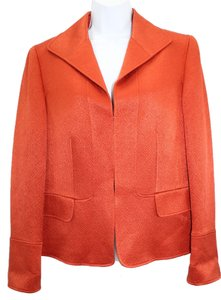 Ellen Tracy Wool Silk Blazer