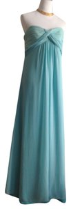 BCBGMAXAZRIA Strapless A-line Dress